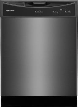 Frigidaire FFBD2406ND - Black Stainless Steel Front View