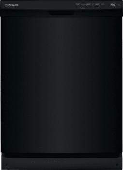Frigidaire FFCD2418UB - Black Front View