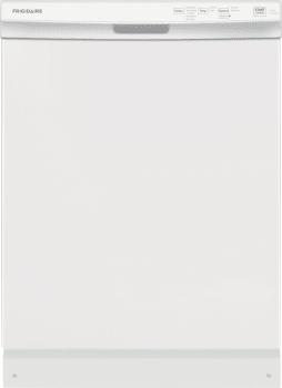 Frigidaire FFCD2418UW - White Front View