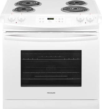 Frigidaire FFED3016TW - Front View