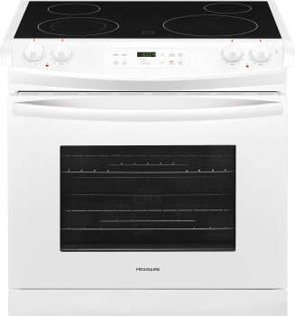 Frigidaire FFED3026TW - Front View