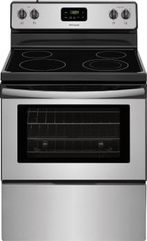 Frigidaire FFEF3051T - Stainless Steel Front View
