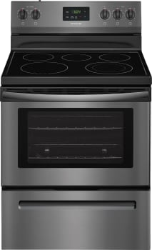 Frigidaire FFEF3052TD - Front View