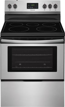 Frigidaire FFEF3052TS - Front View