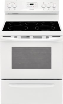 Frigidaire FFEF3052TW - Front View