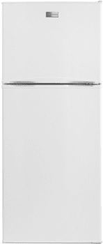 Frigidaire FFET1022Q - 9.9 cu. ft. Top Freezer Refrigerator (White)