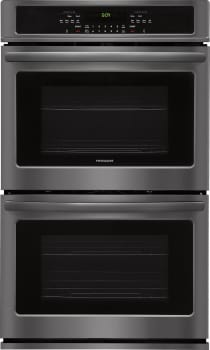 Frigidaire FFET3026TD - Black Stainless Front View