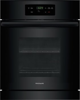 Frigidaire Ffew2426ub 24 Inch Single Electric Oven With Vari Broil