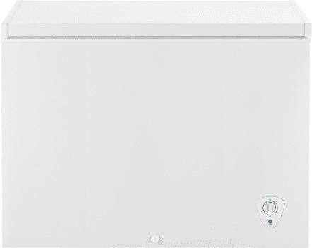 Frigidaire FFFC09M1RW - Frigidaire Chest Freezer Front View