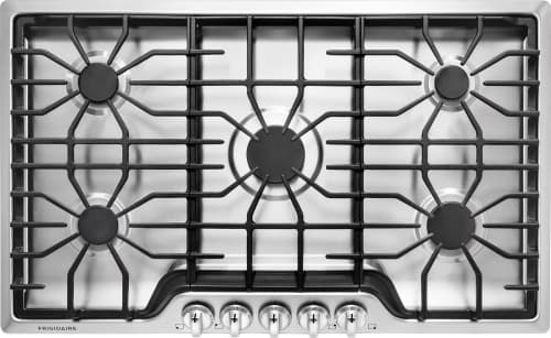 """Frigidaire FFGC3626S - 36"""" Gas Cooktop in Stainless Steel"""