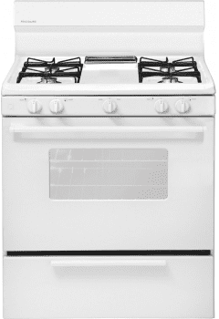 Frigidaire FFGF3005M - Front View White