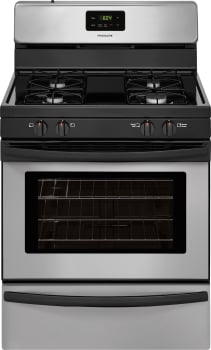 Frigidaire FFGF3016TM - Stainless Steel Front View