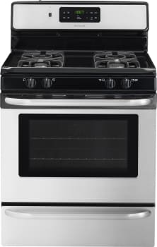 "Frigidaire FFGF3024RS - 30"" Stainless Steel Gas Range"