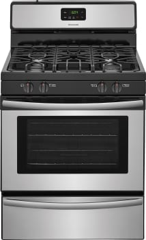 Frigidaire FFGF3051TS - Stainless Steel Front View