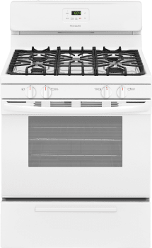 Frigidaire FFGF3051TW - White Front View