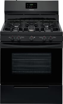 Frigidaire FFGF3052TB - Black Front View