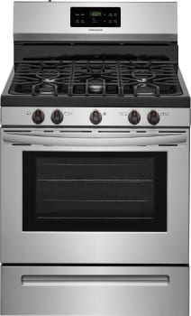 Frigidaire FFGF3054TS - Stainless Steel Front View