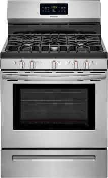 Frigidaire FFGF3056T - Stainless Steel Front View