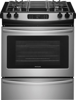 Frigidaire FFGS3026TS - Stainless Steel Front View
