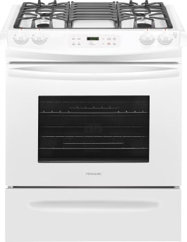 Frigidaire FFGS3026TW - White Front View