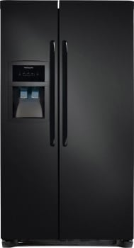Frigidaire FFHS2622MB - 36 Inch Side-by-Side Refrigerator from Frigidaire