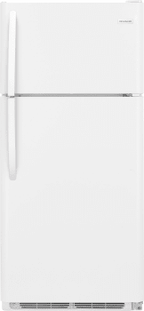 Frigidaire FFHT1814TW - White Front View