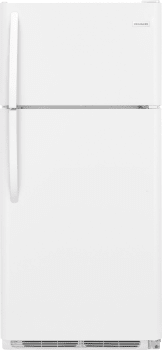 Frigidaire FFHT1821TW - White Front View