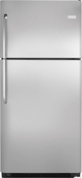 Frigidaire FFHT2131QS - Top-Freezer ENERGY STAR Refrigerator from Frigidaire