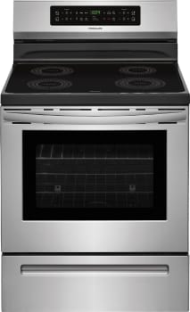 Frigidaire FFIF3054TS - Stainless Steel Front View