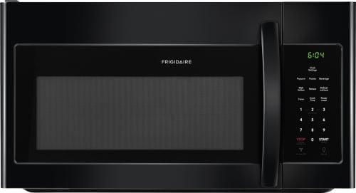Frigidaire FFMV1645TB - Black Front View