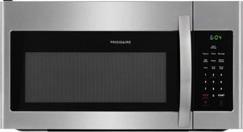 Frigidaire FFMV1645TM - Silver Mist Front View