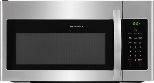 Frigidaire FFMV1645TS - Stainless Steel Front View