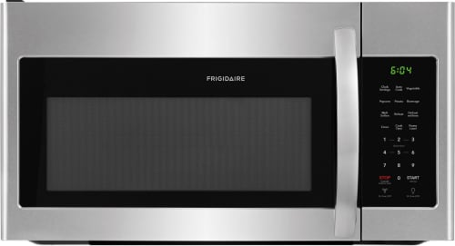 Frigidaire FFMV1745TS - Stainless Steel Front View