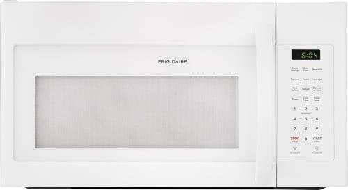 Frigidaire FFMV1745TW - White Front View