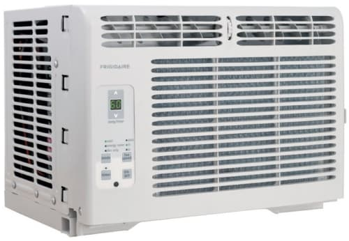 Frigidaire FFRA0522R1 - 5,000 BTU Mini Room Air Conditioner with 136 CFM and 2 Fan Speeds