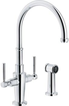 Franke Absinthe Series. FFS5200. Single Hole Kitchen Faucet ...