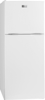 Frigidaire FFTR1222QW - White Front View