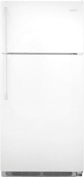 Frigidaire FFTR1814QW - Top-Freezer Refrigerator from Frigidaire