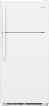 Frigidaire FFTR1814TW - White Front View