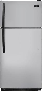 Frigidaire FFTR1821TM - Silver Mist Front View