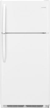 Frigidaire FFTR1821TW - White Front View