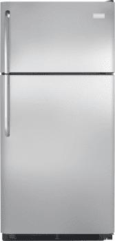 Frigidaire FFTR18G2QS - 30 Inch Top-Freezer Refrigerator from Frigidaire