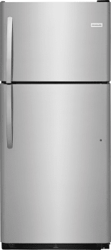 Frigidaire FFTR2032TS - Front View