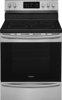 Frigidaire Gallery Series FGEF3036TF - Stainless Steel Front View
