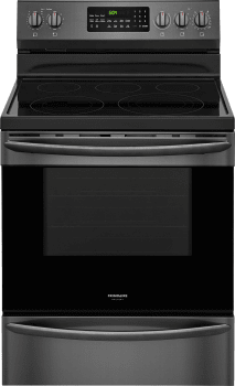 Frigidaire Gallery Series FGEF3059TD - Front View