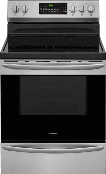 Frigidaire Gallery Series FGEF3059TF - Front View