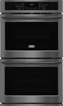 Frigidaire Gallery Series FGET3065P - Black Stainless Steel Front View