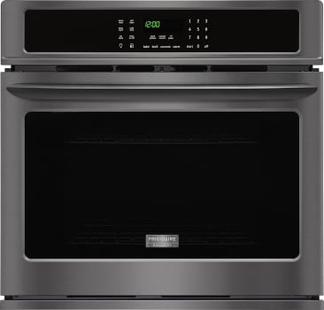 Frigidaire Gallery Series FGEW3065PD - Black Stainless Steel Front View