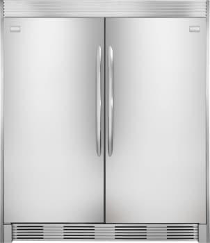 Frigidaire Frrefr1 Side By Side Column Refrigerator