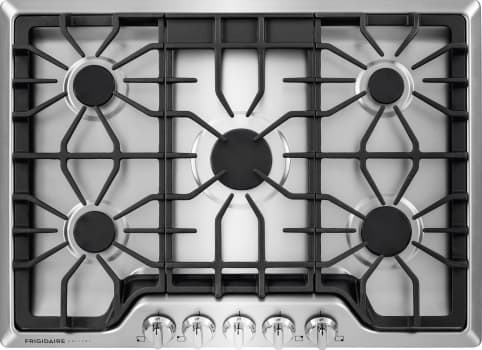 "Frigidaire Gallery Series FGGC3047Q - 30"" Built-In Gas Cooktop in Stainless Steel"